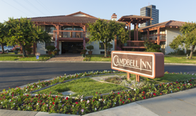 Campbell Inn Hotel Los Gatos California