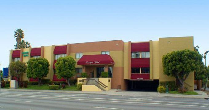 Carlyle Hotel In Campbell California